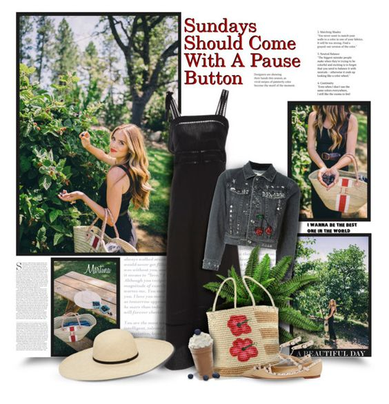 """""""Sundays Should Come With A Pause Button"""" by thewondersoffashion ❤ liked on Polyvore featuring INC International Concepts, Isabel Marant, Marc by Marc Jacobs and Valentino"""