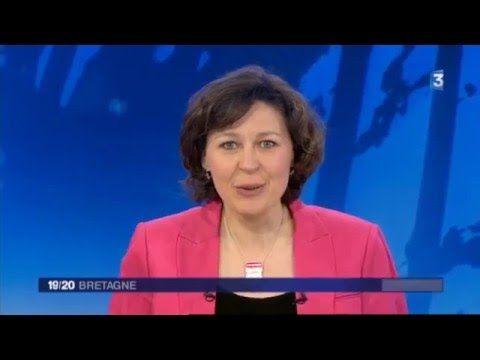 Notre metier  jt 1920 France3 bretagne 20 04 2016