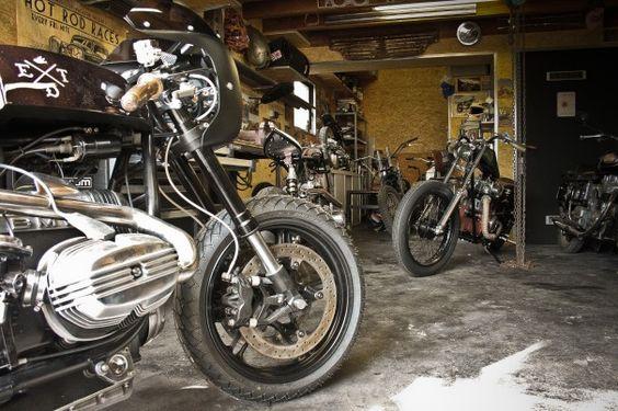 ED. TURNER Motorcycles, France http://caferacercult.gr/custom/ed-turner-motorcycles-france.html