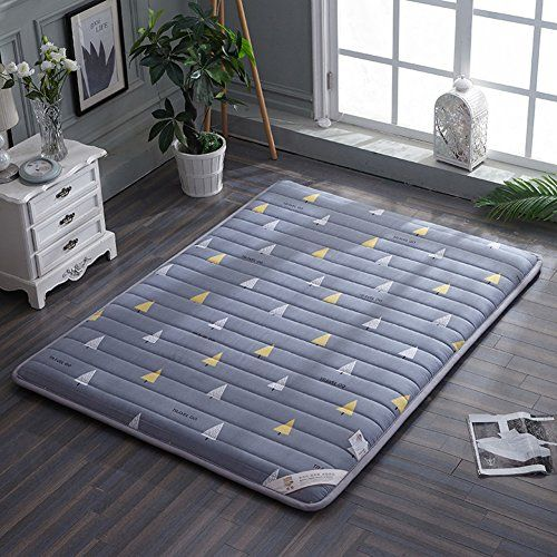 Japanese Futon Tatami Floor Mat Anti Slip Tatami Mattress Topper Pad Soft Folding Bed Mattress Topper Flo Japanese Futon Futon Mattress Japanese Futon Mattress