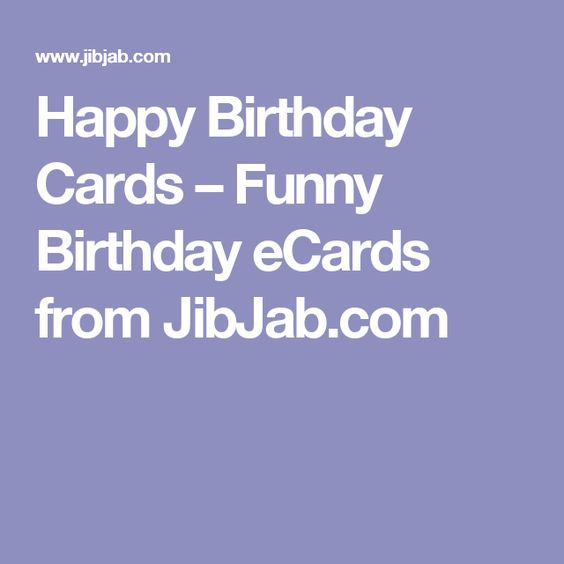 Birthday cards jibjab Best postcards 2017 photo blog – Jibjab Birthday Card