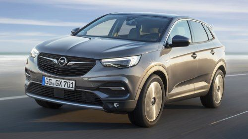 Opel Grandland X Earns New 1 5 Liter Diesel Engine Santa Fe