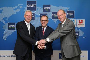 CeMAT findet ab 2018 zeitgleich zur Hannover Messe statt - http://www.logistik-express.com/cemat-findet-ab-2018-zeitgleich-zur-hannover-messe-statt/