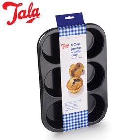 Doural Presentes Cozinha : Forma antiaderente para Muffins 32 x 22 x 4cm - Tala Cód.:25136