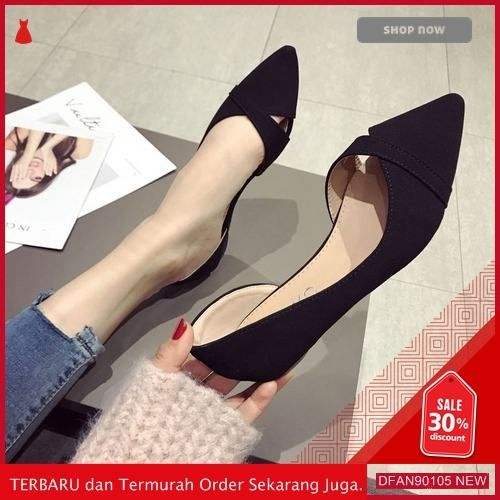 Jual Dfan90105h109 Sepatu N Sandal Hmk05x0109 Wanita Flatshoes