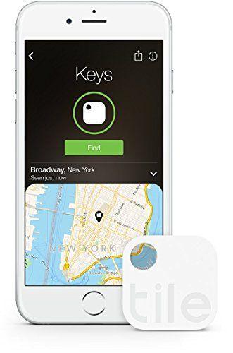 Tile (Gen 2) - Phone Finder. Key Finder. Item Finder  - 4 Pack - Save 30%