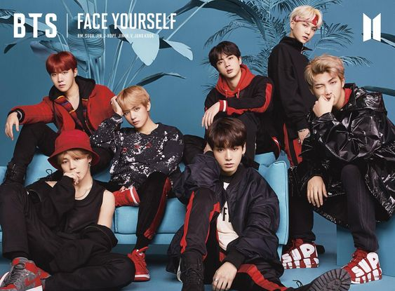 f7e0b5d00cda90be0b95d6a276fff831 - ♟گروه BTS با آلبوم ژاپنی 'Face Yourself' رکورد جدیدی زد♟