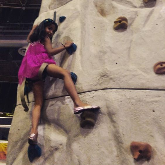 Rock Climbing #getawayshow #favouritegetaway #thelifesway #htctheone #photoyatra www.thelifesway.com
