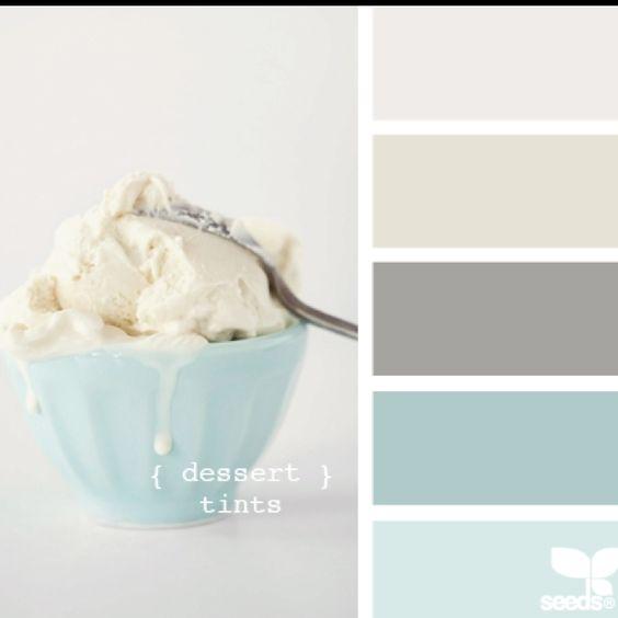 Farbpalette Wandfarben Creme :  Schlafzimmer  Pinterest  Küchenfarben, Küchenschränke und Creme