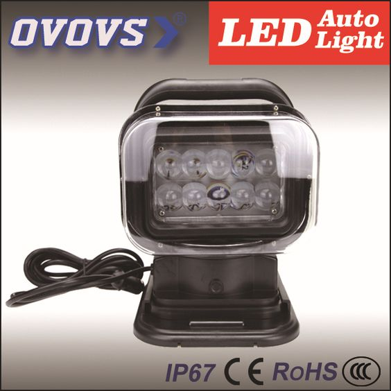 Check out this product on Alibaba.com App:OVOVS rechargeable 12V offroad 50W 7inch Led Search light for Offroad SUV ATV Truck https://m.alibaba.com/AzIbQj