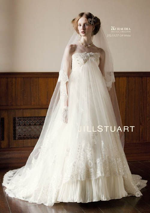 Collection « Jill Stuart 【Wedding】