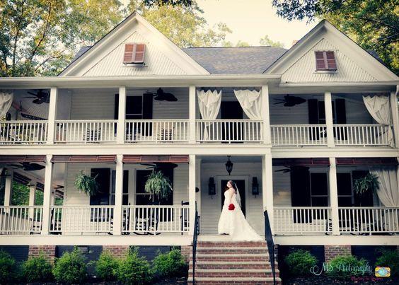 The Wheeler House Historic Home Amp Barn Wedding Venue In North Georgia Ball Ground GA