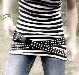 Super cute belt.