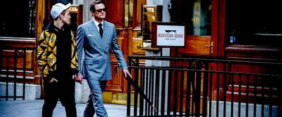 Kingsman 2 to release in 2017  - Read more at: http://ift.tt/1XoUqnx