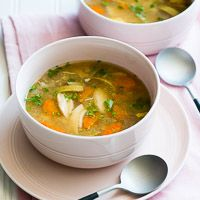 Everyone should have a slow cooker chicken vegetable soup recipe in their recipe arsenal. A great recipe for chicken vegetable soup definitely fuels and heals the soul. But if you want a batch that...