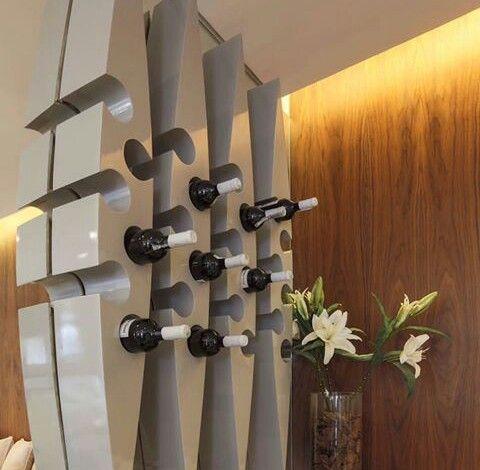 Inspiração ♡ #interiores #design #interiordesign #decor #decoração #decorlovers #archilovers #inspiration #ideias #adega #claudiaalbertini #chrissilveira