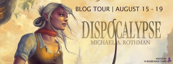 Dispocalypse by Michael A. Rothman Genre: YA Fantasy Release Date: June 1st…