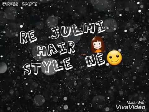 24 Populer Cute Smile Ne Julmi Hairstyle Video Hair Videos Latest Haircuts Asian Haircut