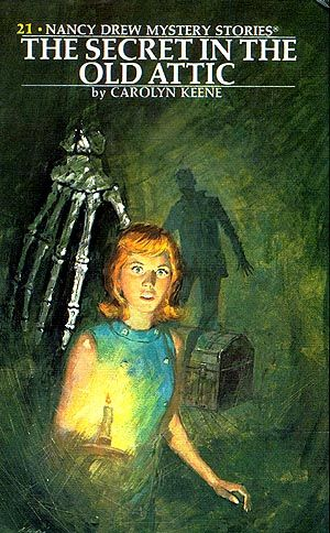 The Nancy Drew Library: Nancy Drew Mystery Stories--Classic Series 1-56:
