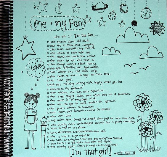 I'm that girl by pinksuedeshoe, via Flickr
