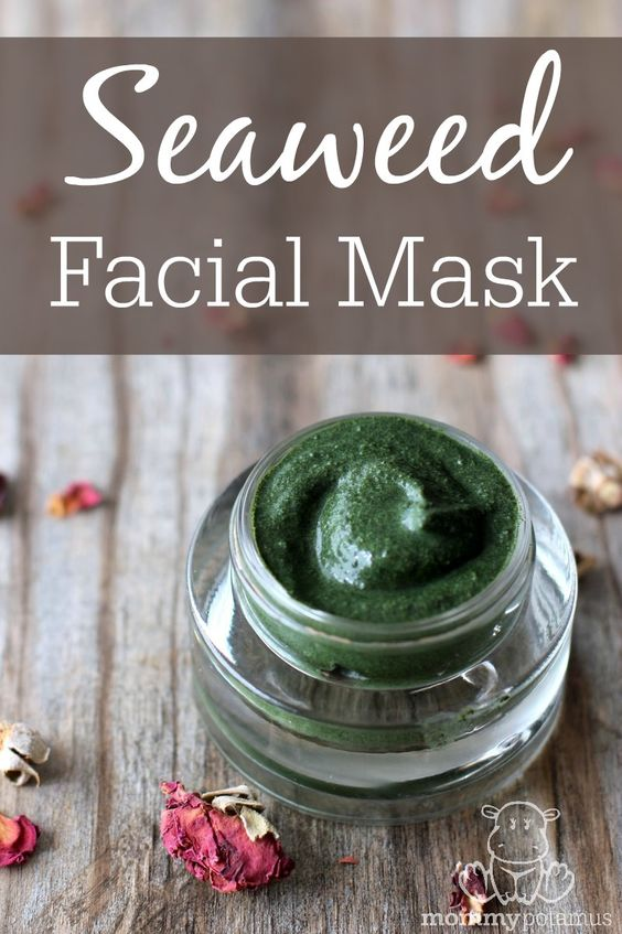 Seaweed Facial Mask