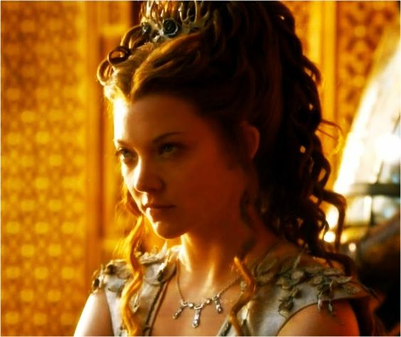 GAME OF CLOTHES: Margaery Tyrell's Wedding Dress