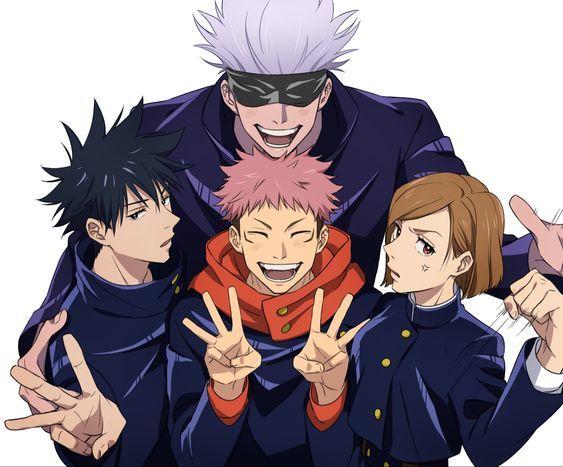 Jujutsu Kaisen Chapter 136 Geto Vs Sorcerers In 2021 Anime Anime Films Jujutsu