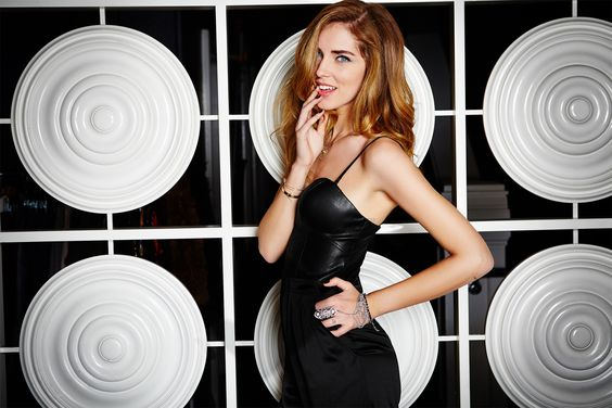 The Blonde Salad's Chiara Ferragni stars in the new Guess campaign