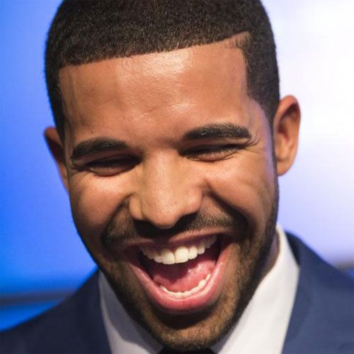 46+ Drake hair line ideas
