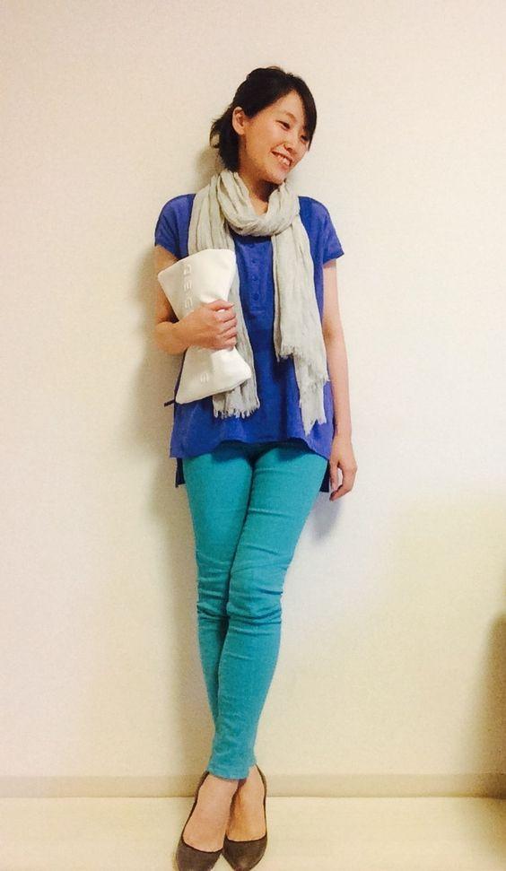 パリジェンヌのシンプルファッションでおしゃれになる方法-【ファッションの基本】簡単な色合わせの方法♪