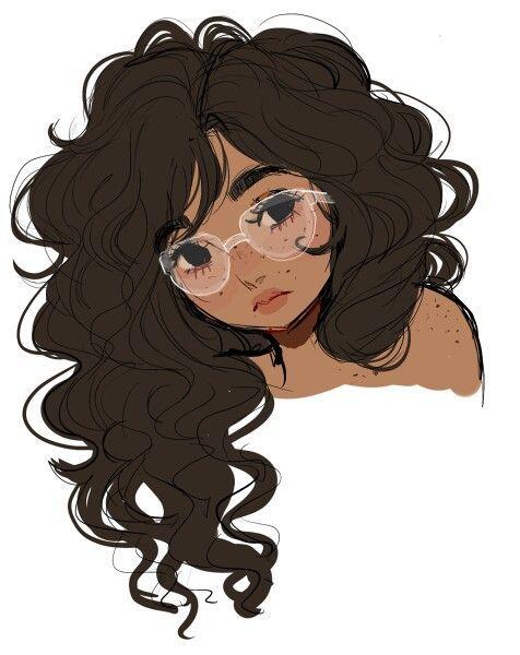Aesthetic Cartoon Brown Hair Girl Drawing Robux Generator Working