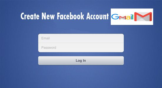 Create New Facebook Account Gmail Create New Facebook Account For Business Trendebook Gmail Facebook Business Accounting