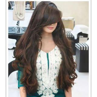 world hair styles @worldhairstyles ٠beautiful long...Instagram photo | Websta (Webstagram)