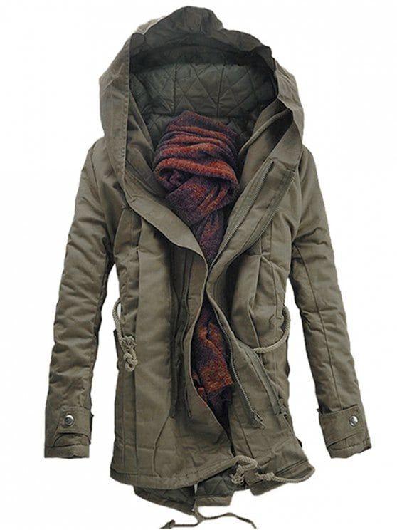 Winterparka invierno chaqueta de trabajo Parka chaqueta invierno negro chaqueta caballero mujer nuevo