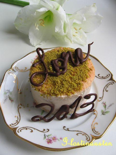 Hazelnut Dacquoise With Chestnut Cream
