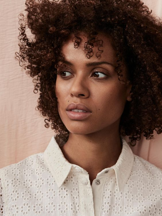 Gugu Mbatha-Raw | Photograph: Alex Bramall for the Observer