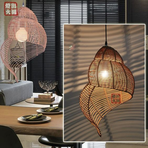 Tons clairs ikea and pendentif lumi re on pinterest for Luminaire en osier