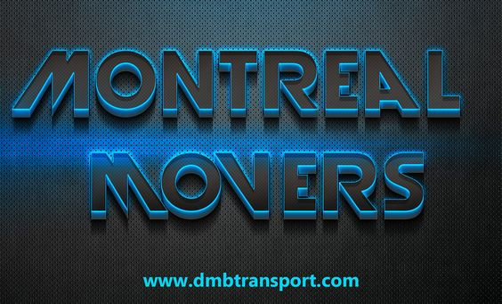 Moving Companies Montreal