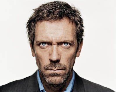 'House' Hugh Laurie