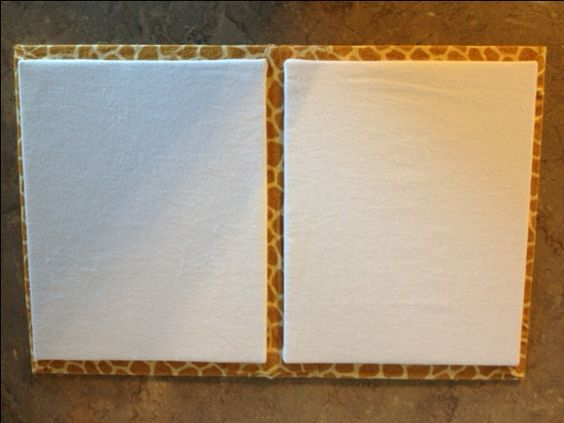 Make your Own Portable Flannel Board Quiet Book!