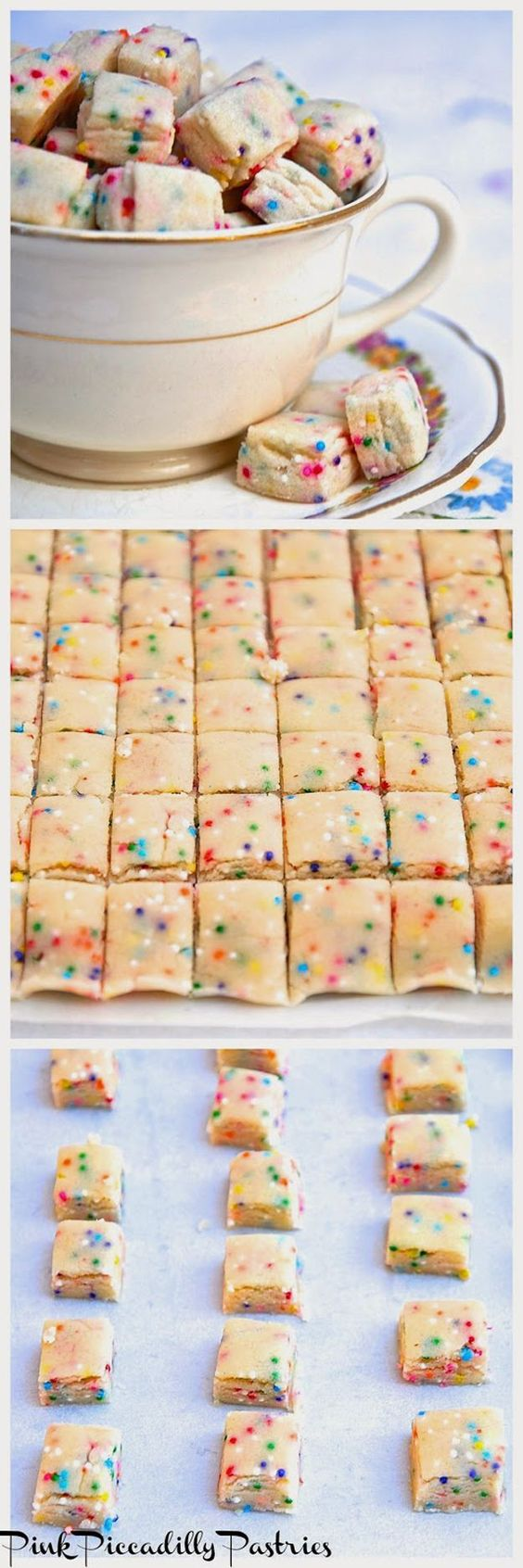 Easy fairy bite treats all kids will love! Fancy DIY Tea Party Treat for Kids by DIY Ready at http://diyready.com/kids-tea-party-ideas/