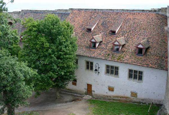 Château du Haut-Landsbourg 68 Wettolsheim