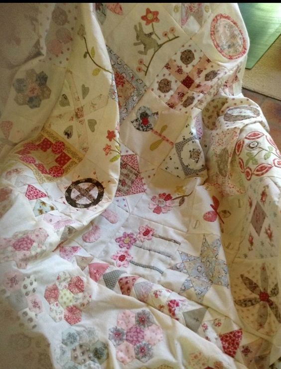 Blog photo stonefields quilt Patchwork on Stonleigh: