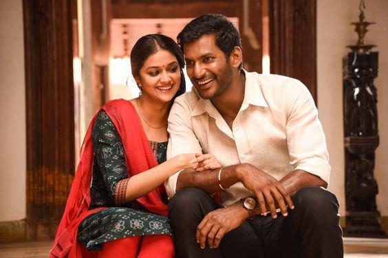 Sandakozhi 2 Movie Stills –  Vishal, Keerthi Suresh