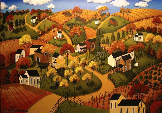 Folk Art Mama . . Debbie .Criswell