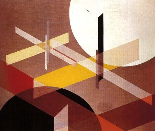 Bauhaus Primary Colours CDF Design Movements of the
