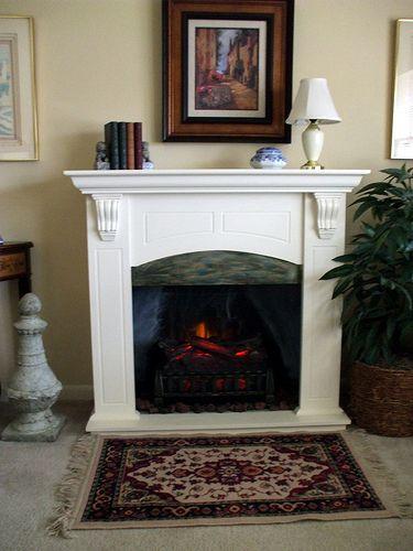 how to set duraflame heater