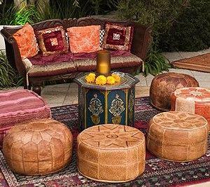Bohemian Style Decoration
