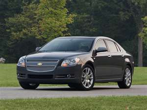 2008 Chevrolet Malibu Video, Car Review of the all new Chevy Malibu ...