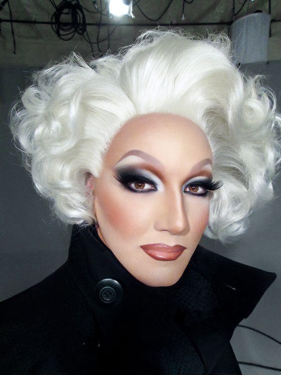 ... makeup tips drag queen eyes drag queen makeup dramatic eyes drag queen